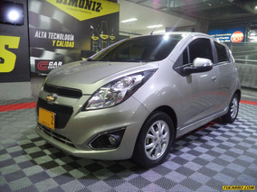 Chevrolet Spark Gt Ltz - Ab- Abs