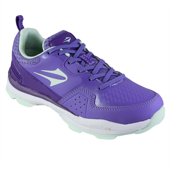 Zapatillas Topper Flick Niños Hockey Vi/ve