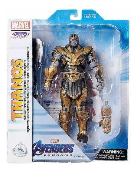 Thanos Avengers Endgame Marvel Select Disney Exclusive