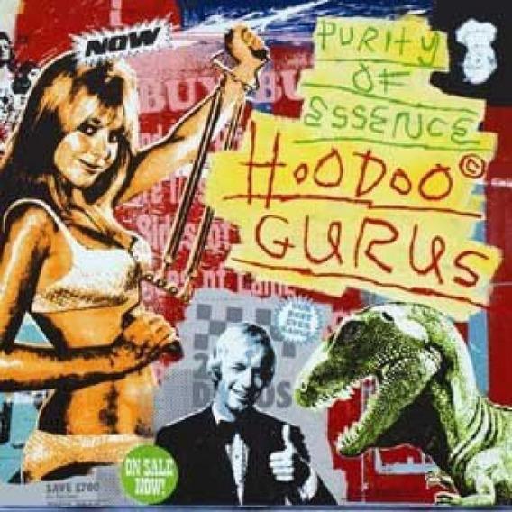 Hoodoo Gurus Purity Of Essence - Cd Rock