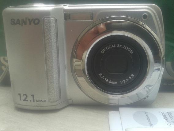 Camara Digital Sanyo S122 Casi Nueva Oferton$ 1490
