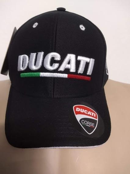 Boné Ducati Corse