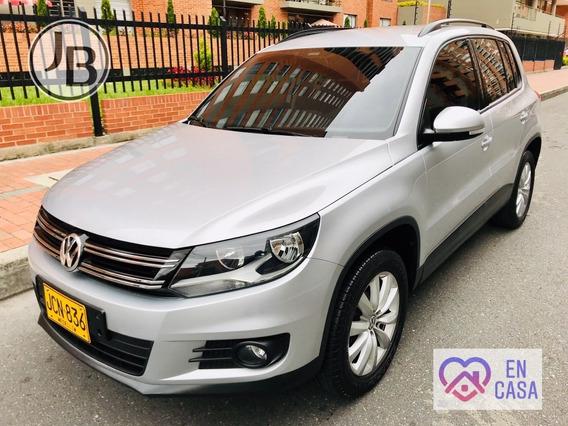 Volkswagen Tiguan Trend & Fun 4x4