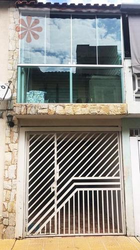 Imagem 1 de 15 de Casa Sobrado Condomínio Em Parque Boturussu  -  São Paulo - 5697