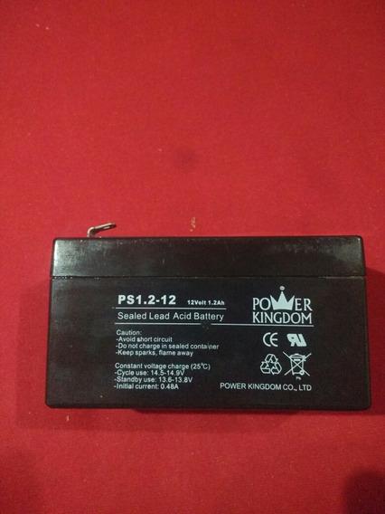 Bateria Ps1.2-12 12v 1.2 Ah