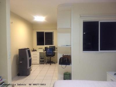Apartamento Para Venda Em Teresina, Morros, 3 Dormitórios, 1 Suíte, 2 Banheiros, 1 Vaga - Apto Catalunya