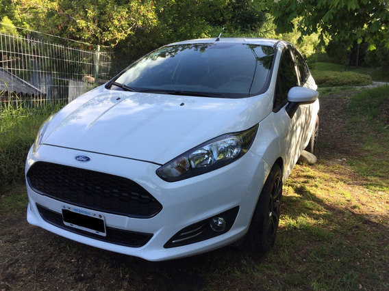 Ford Fiesta Kinetic S 2015