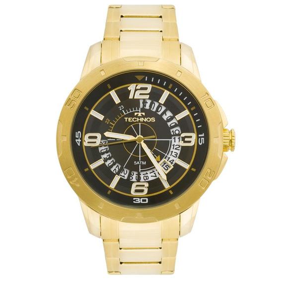 Relógio Technos Racer 2315acl/4p Dourado