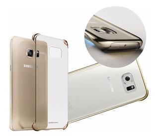 Trampa De Vidro Traseira Capa Samsung S6 Edge Frete Gratis