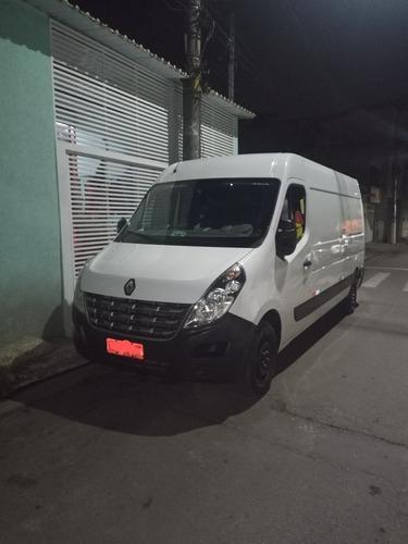 Imagem 1 de 14 de Renault Master 2014 2.3 Grand L2h2 5p