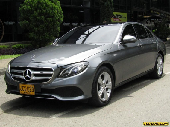 Mercedes Benz Clase E 200 Cc At Turbo