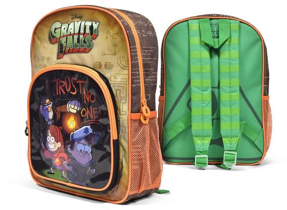 Mochila Jardin Gravity Falls Dipper Mabel Y Stan, Disney Jr