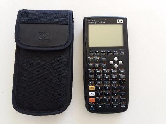Calculadora Gráfica Hp 50g + Case