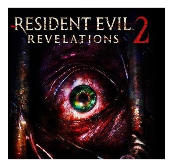 Resident Evil Revelations 2-pc-dvd(midia Fisica)