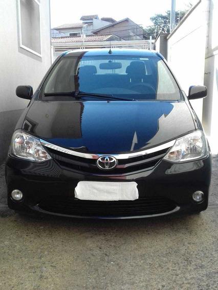 Toyota Etios 1.5 Sedan 16v Xls 5p Flex 2013