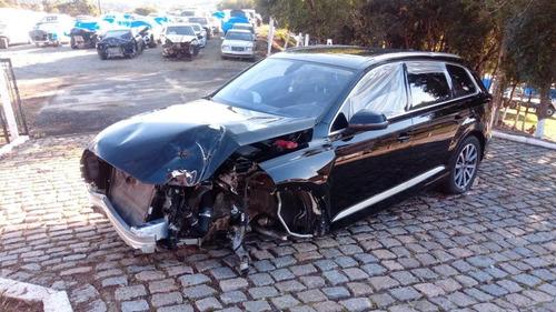 Audi Q7 3.0 Tdi 2017 - Sucata Para Venda De Peças