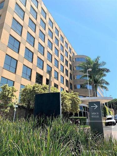 Imagem 1 de 9 de Andar Corporativo, Laje, Sala, Locação, 526,60 M², 20 Vagas, Galleria Corporate, Campinas. - Ac0018