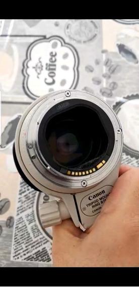 Lente F2.8 70-200mm Canon