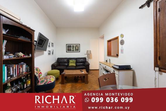 Apartamento Punta Carretas Venta 1 Dormitorio Ideal Renta