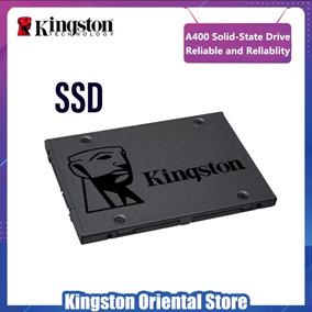 Hd Ssd 240 Gb Kingston 2.5 Sata Iii A400 Novo (lacrado)