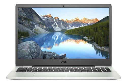 "Imagen 1 de 6 de Laptop Dell Inspiron 3501 plata 15.6"", Intel Core i5 1135G7  8GB de RAM 256GB SSD, Intel Iris Xe Graphics 60 Hz 1366x768px Windows 10 Home"