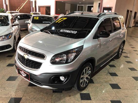 Chevrolet Spin 1.8 Activ 8v Flex 4p Automático 2016 2017