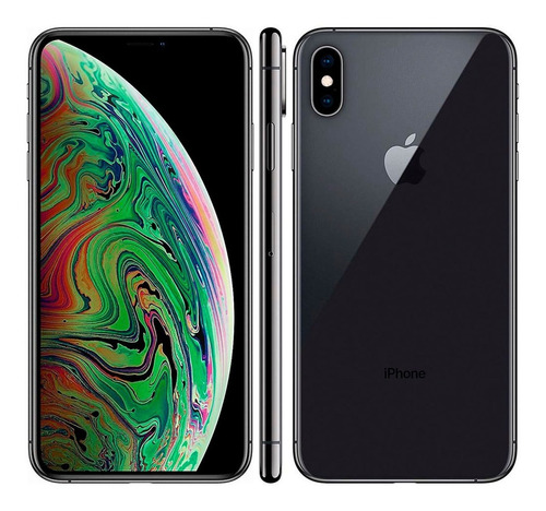 Apple iPhone XS 64gb 4g + Wi-fi Câmera 12mp Anatel Open Box