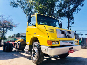 Mercedes-benz Mb 1618 Ano 1991 Truck Chassi 55000