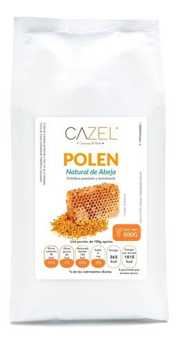 Imagen 1 de 3 de Polen De Abeja 100% Natural 500g Nacional Mexicano