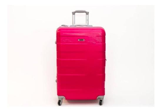 Mala De Viagem Rosa Pink Pequena 360 Graus