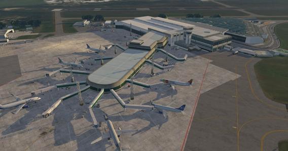 Pack Cenários Do Nordeste X-plane 11
