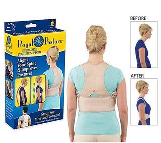 Cinturon Espalda Corrector De Postura Espalda Lumbar