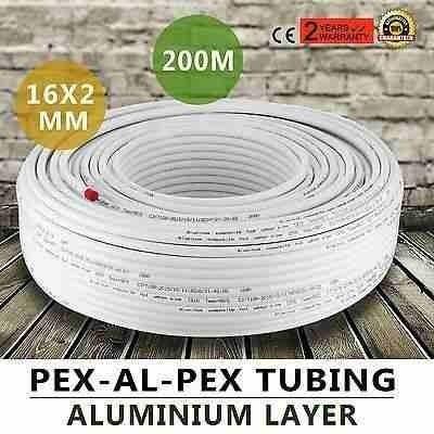 1/2 Tubería De Pex Pex-al-pex Calor Radiante Polietile-3540