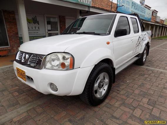 Nissan Frontier Japonesa 3.0cc Mt Aa 4x4