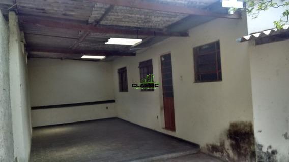 Barracão Com 1 Quartos Para Alugar No Jardim Dos Comerciários Em Belo Horizonte/mg - 3508
