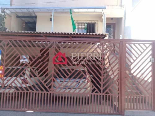 Casa Térrea No Parque São Domingos + 01 Edícula - 6133