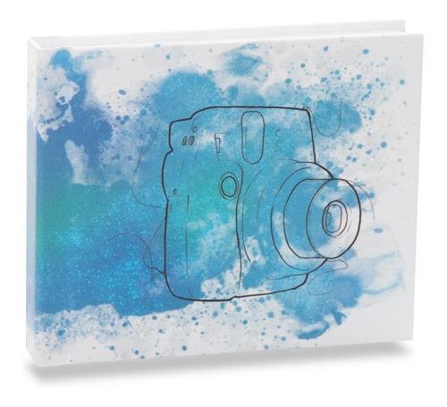 Álbum De Fotos Instax 24 Fotos Mini Ou 12 Fotos Wide 941