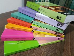 Fundamentos De Matemática Elementar Vols 4,5,6,7,9,10