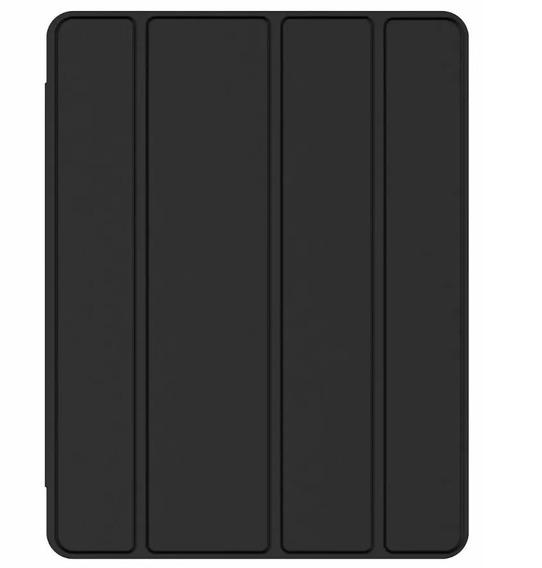 Case + Película, Smart Cover iPad 2 3 4 Apple Premium Preta