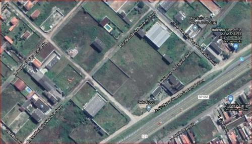 Terreno Na Área Industrial De Itanhaém/sp - Ter004 Lc