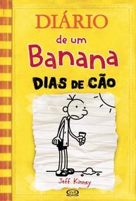 Livro Diário De Um Banana - Dias De Cão V.4