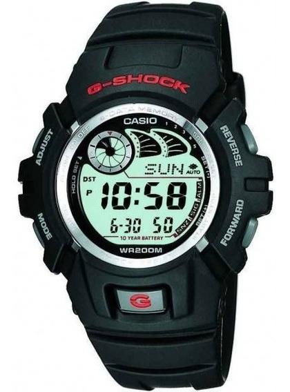 Relógio Casio Masculino G-shock Digital G-2900f-1vdr +brinde