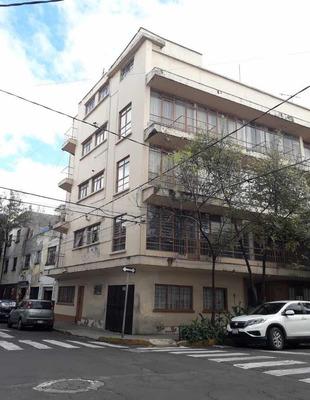 Edificio Narvarte, Bien Iluminado, Céntrico, 8 Departamentos