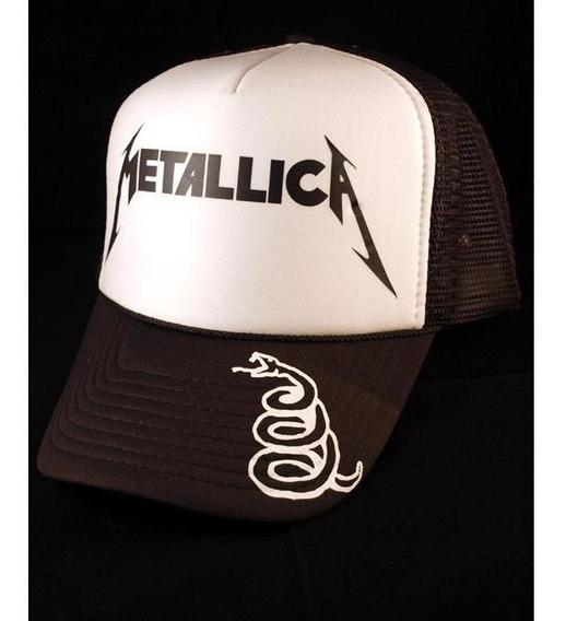Metallica Gorra