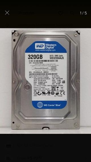 Hd 320 Gb Usado Garantido 100% Dijital