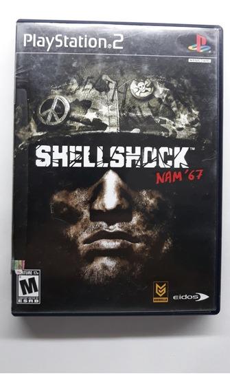 Shellshock Nam 67 - Original - Ps2 - Playstation 2