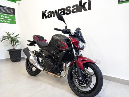 Kawasaki Z400 - 2021 - Pronta Entrega (ju)