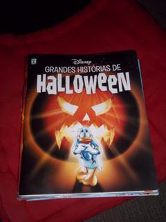Grandes Histórias De Halloween Disney! Nº2! Gigante! Abril!