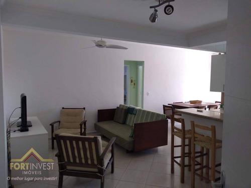 Imagem 1 de 15 de Apartamento Com 2 Dormitórios À Venda, 85 M² Por R$ 460.000,00 - Flórida - Praia Grande/sp - Ap2170