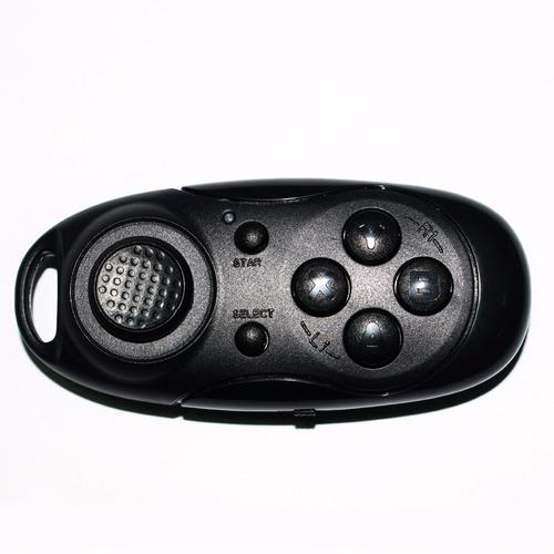 Control Bluetooth Gamepad 4 En 1 Boton Selfie Musica